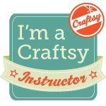Craftsy Instructor Badge